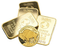 investing in physical gold and silver